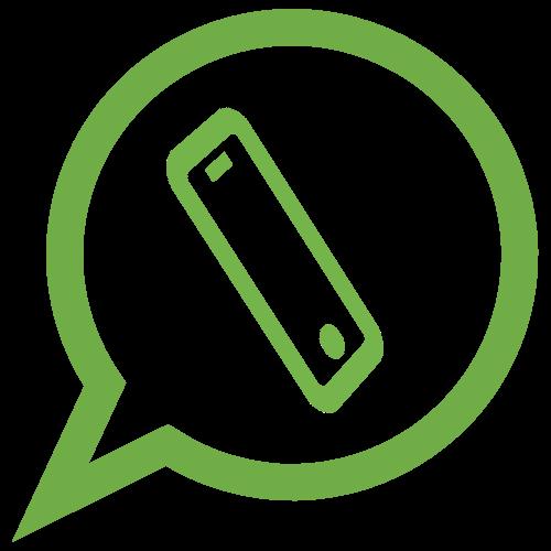 Link to Whatsapp Kommunikation